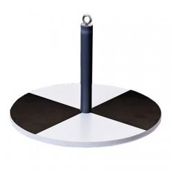 Secchiho disk, dělený